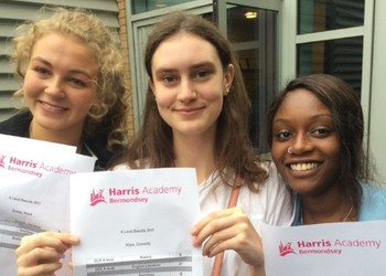 A level results 2017 - The best yet for Harris sixth formers
