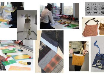 GCSE work and Level 3 CTEC Extended Art and Design