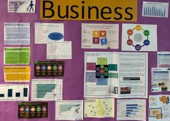 Level 3 Business - Student Profile