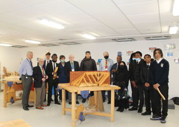 Institute of Carpenters 'Roof Construction Kit' Competition
