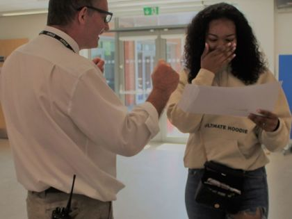 Level 3 Results 10th August 2021